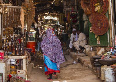 Mercato a Khartoum, Sudan