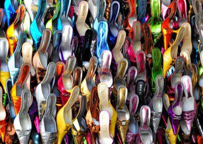 Colori del mercato in Senegal