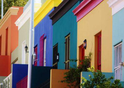 Colori urbani a Città del Capo, Sudafrica