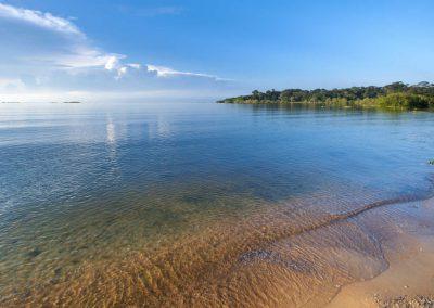 Lago Vittoria, Uganda