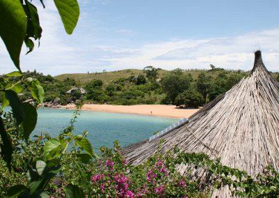 Vista sull'oceano in Malawi